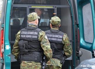 zatrzymanie grupy przestępczej Straż graniczna