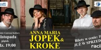 Anna Maria Jopek koncert Wodzisław Śląski