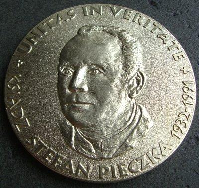 Medal im. Ks. Prałata Stefana Pieczki