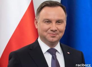 Andrzej Duda odwiedzi Racibórz