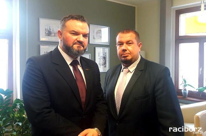Adam Wawoczny i Grzegorz Swoboda