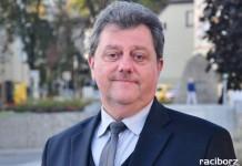 Czesław Krzystała burmistrz