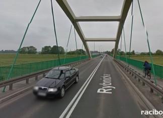 Wypadek na moście
