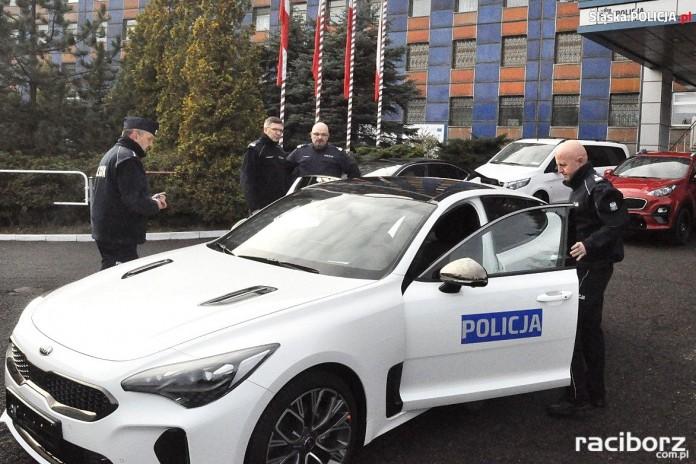 śląska policja nowe samochody na COP24