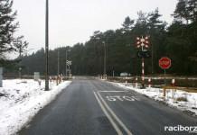 Przejazd kolejowo-drogowy w Górkach Śląskich