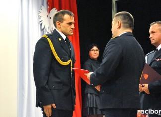 Służby mundurowe świętowały 100-lecie odzyskania niepodległości