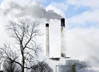 smog Racibórz zła jakość powietrza