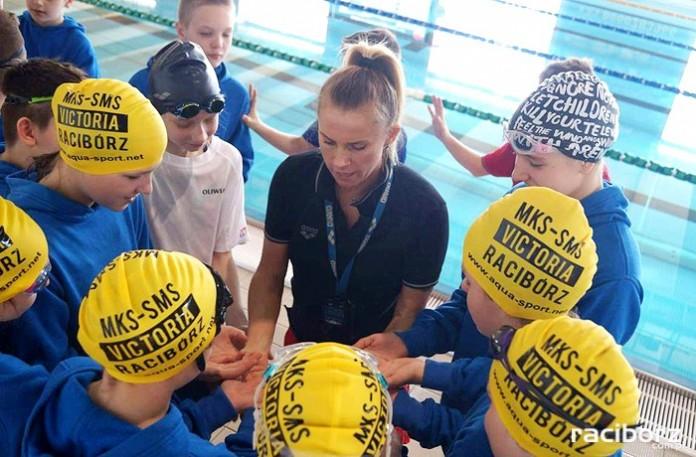 Młodzi pływacy z SP15 rywalizowali w Dąbrowie Górniczej