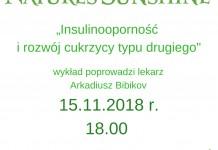 Wykład o cukrzycy Zamek Piastowski