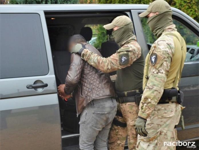 zatrzymanie Bułgara przez Śląski Oddział Straży Granicznej