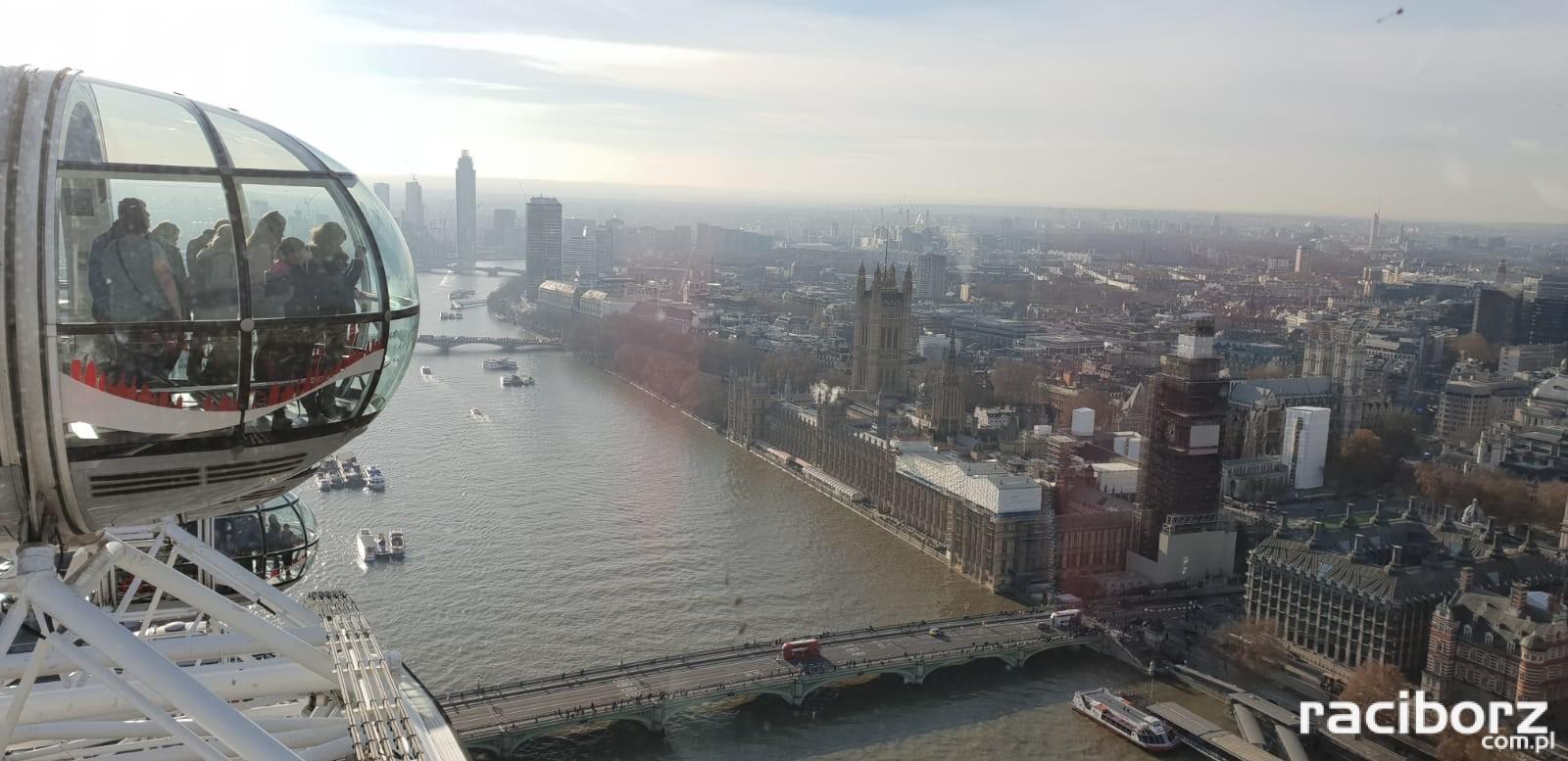 LO 1 Londyn wycieczka
