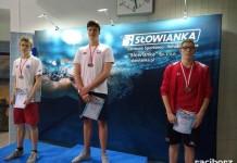 5 medali uczniów ZSOMS na Mistrzostwach Polski