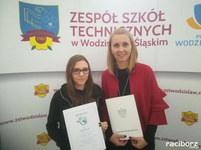 Natalia Goik ZST w Wodzisławiu