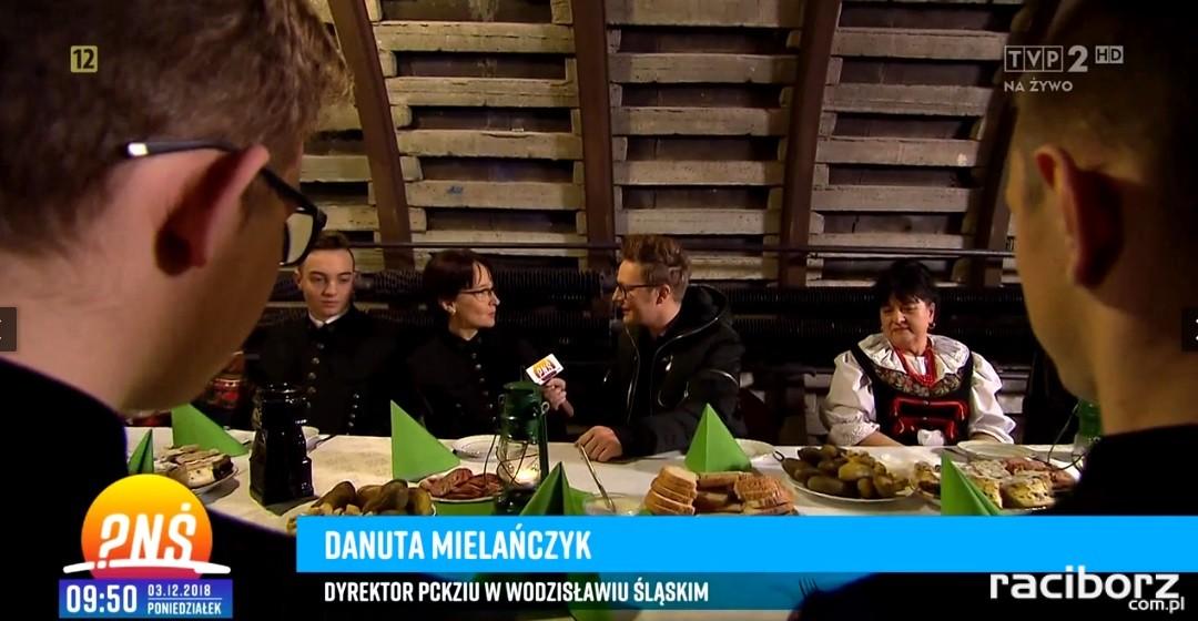 Wodzisław Śląski Barbórka TVP2