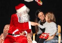 Spotkanie ze św. Mikołajem w Fiku-miku