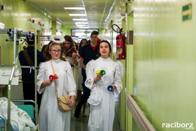 mikołajki w szpitalu Racibórz