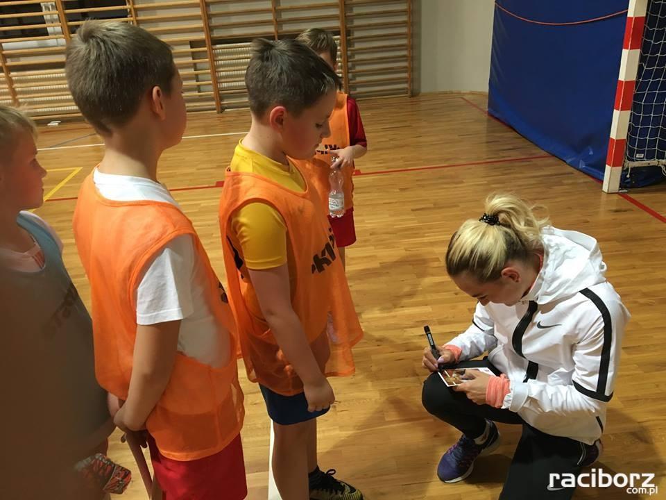 justyna swiety spotkanie z olimpijczykiem (1)
