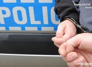 Zatrzymanie areszt dla 24-latka