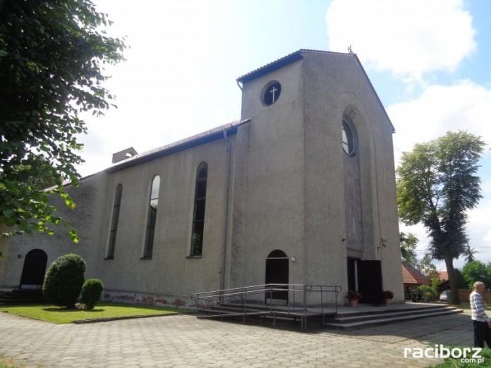 Ocice Kościół Remont Kościoła