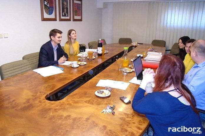 Spotkanie w sprawie projektu na jarmarki i dni miasta