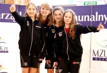 Uczennice SP15 mistrzyniami Śląska w pływaniu