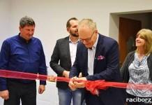 Otwarcie swietlicy w Wojnowicach