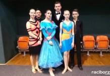 Tancerze raciborskiego MDK na turnieju w Siemianowicach Śląskich