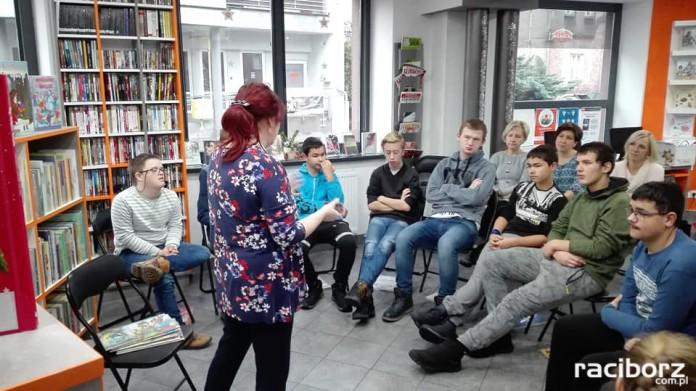 ZSS w raciborskiej bibliotece
