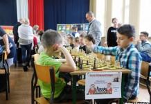 Turniej Szachowy SP 4 Racibórz
