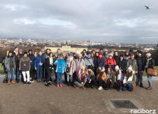 Uczniowie SP 15 na jarmarku we Wiedniu