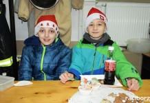 Weihnachtsfest w Bieńkowicach