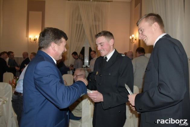 spotkanie opłatkowe strażaków gminy Krzyżanowice