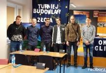 """Uczeń raciborskiej Budowlanki w finale turnieju """"Złota Kielnia"""""""