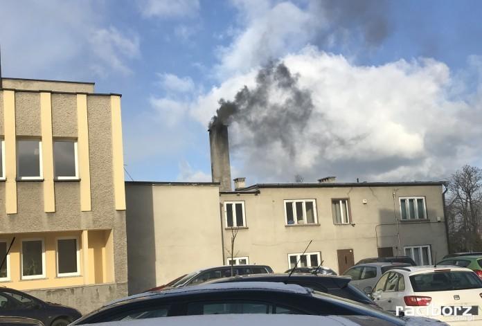 Kuźnia Raciborska smog komenatrz zastępcy burmistrza