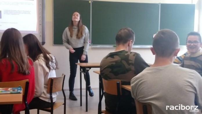 Lekcja angielskiego z Lauren w SP18
