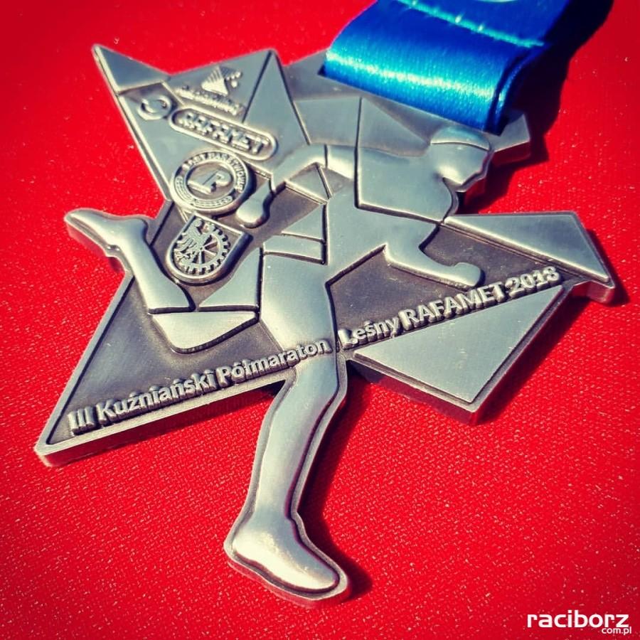 medal bieg kuźnia raciborska konkurs