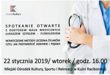 Spotkanie z lekarzem Kuźnia Raciborska