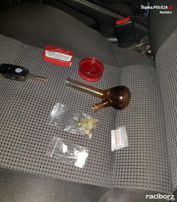 Narkotyki zatrzymanie racibórz