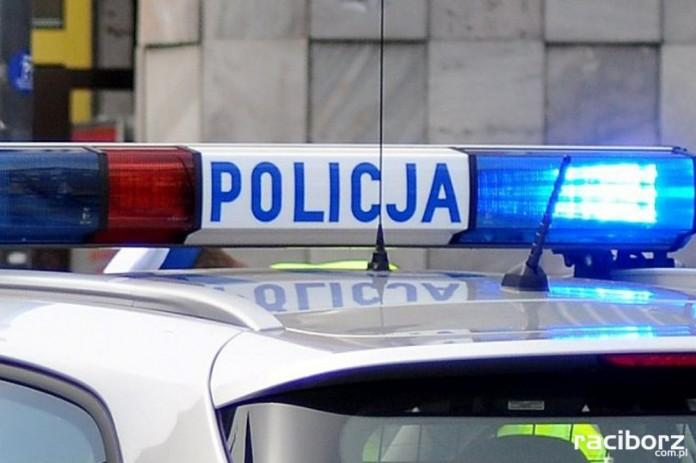 policja wypadek rydułtowy