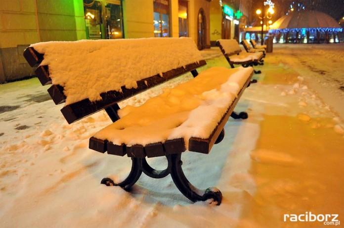 prognoza pogody raciborz snieg
