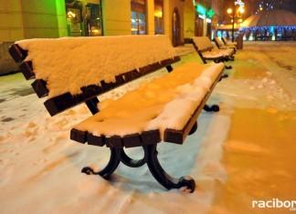 Zima w Raciborzu