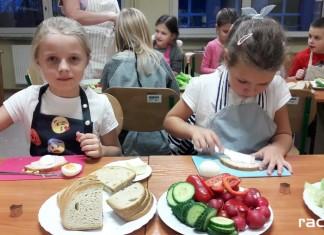 Warsztaty kulinarne SP15