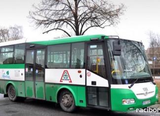 zderzenie autobusu ze skoda raciborz