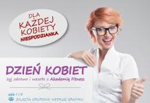dzien kobiet akademia fitness
