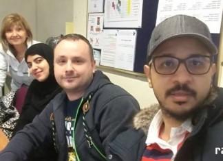 Nauczyciele MOW-u w Rudach na kursie językowym w Anglii