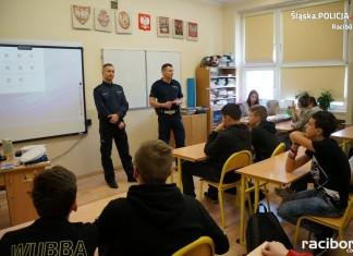 policjanci spotkanie w szkole (4)