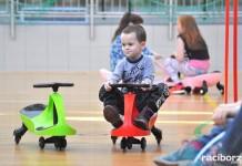 Mistrzostwa Raciborza Aut Zdalnie Sterowanych w Arenie Rafako