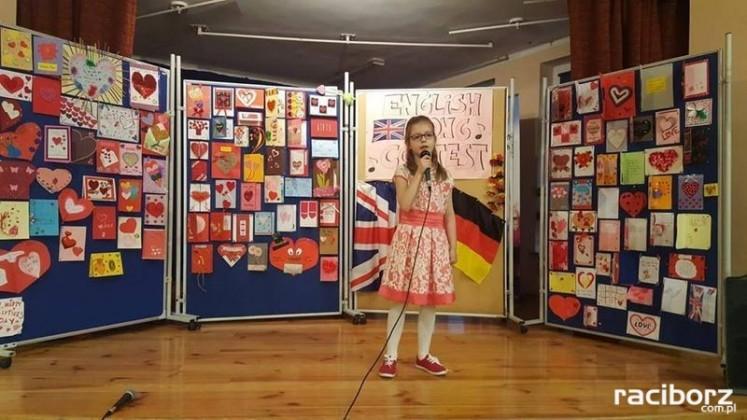 Szkolny Konkurs Piosenki Angielskiej i Niemieckiej w SP18