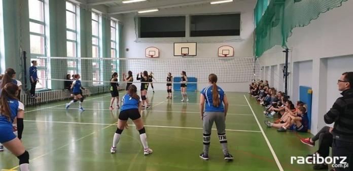 Finał Miejski Igrzysk Młodzieży w Piłce Siatkowej dziewcząt