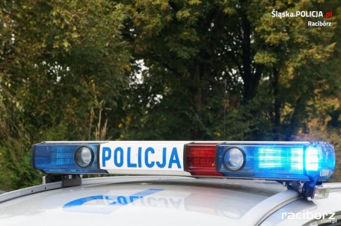policja wodzisław pijana